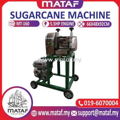 Mesin Tebu Murah/ Sugarcane Machine MT-160