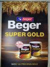 Beger Super Gold Beger Paint