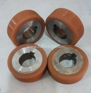 Polyurethane (PU) Wheel Recoating