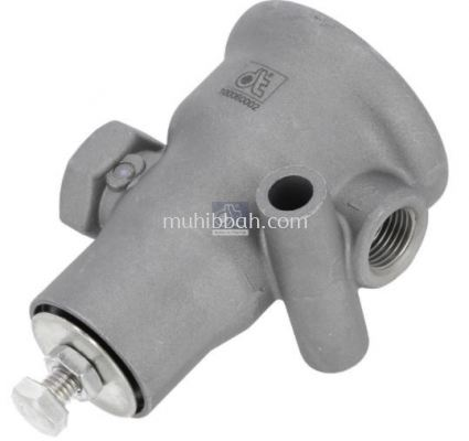 Scania Pressure limiting valve