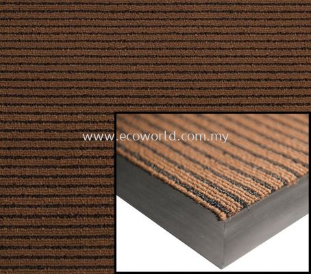 EH 4000 Wet & Dry Nomad Carpet Matting-Brown