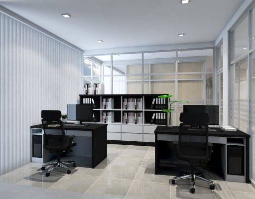 3D FOR OFFICE