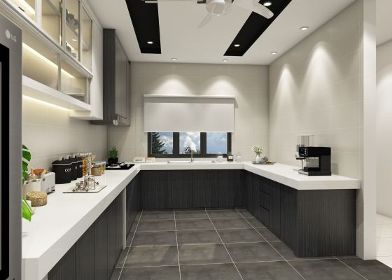 3D FOR KITCHEN