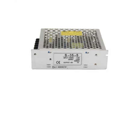 MEAN WELL - S35-5V POWER SUPPLY