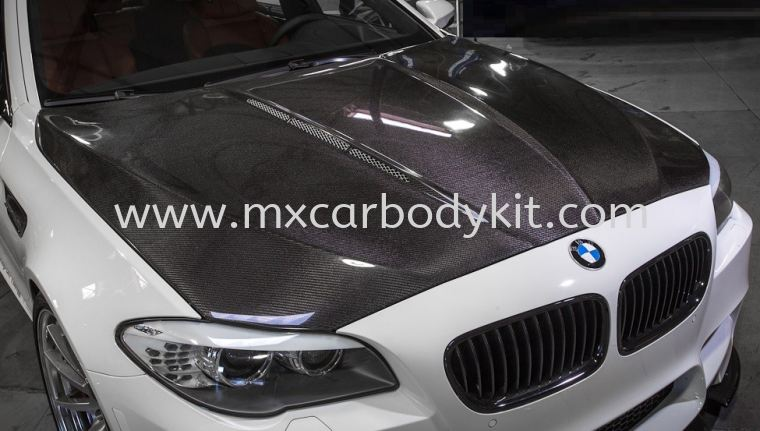 BMW F10 OEM FRONT BONNET HOOD CARBON F10 (5 SERIES) BMW
