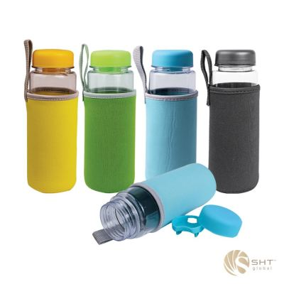 PLASTIC BOTTLE WITH COVER - SB 2031
