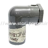 15MM P/T ELBOW