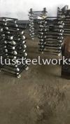 Steel Rack Trolley