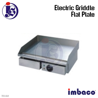 Imbaco Electric Griddle (Flat Plate) TEG-818