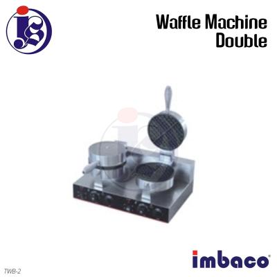 Imbaco 2 Plate Waffle Baker TWB-2