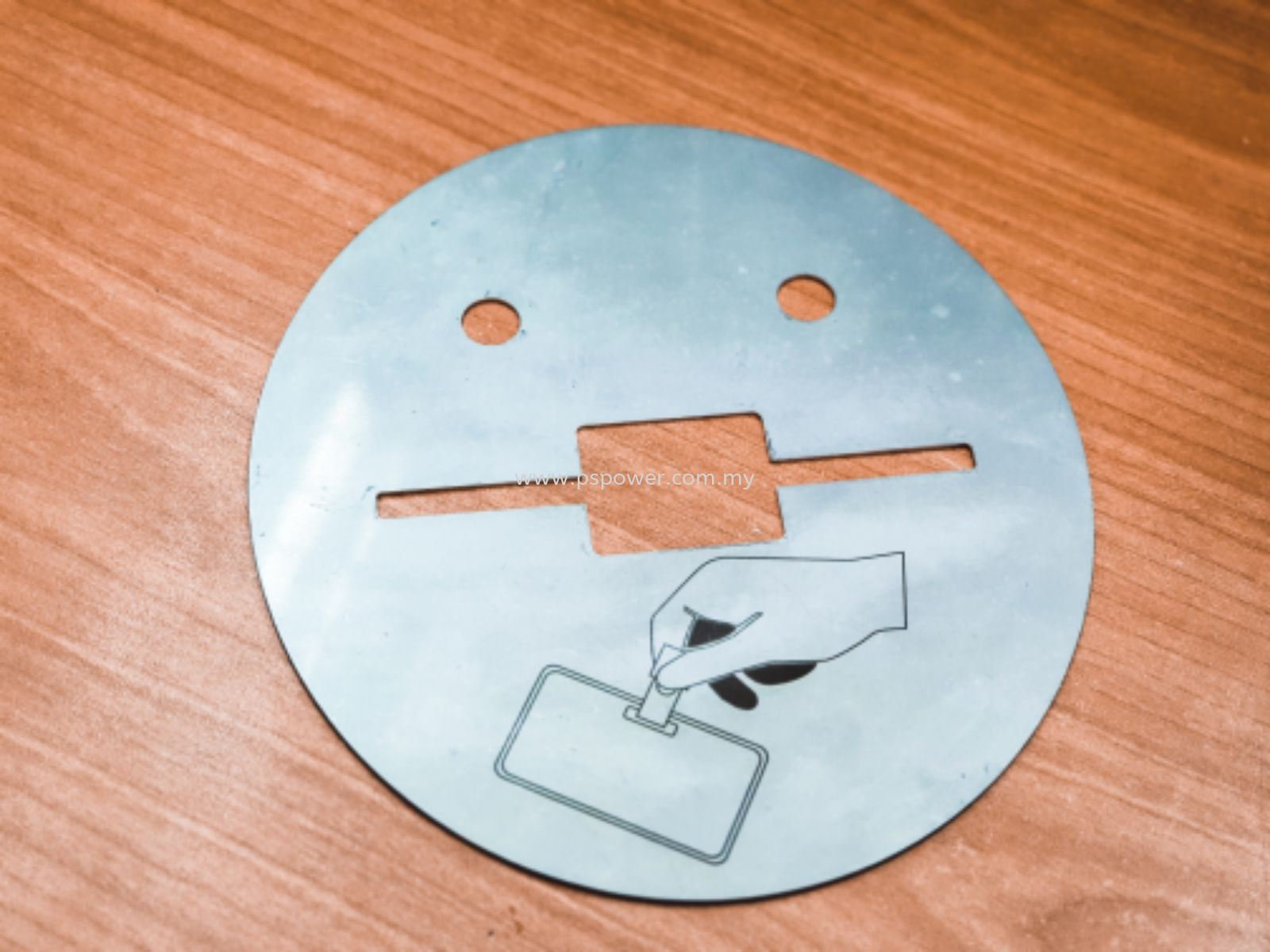Laser Cutting on Stainless Steel