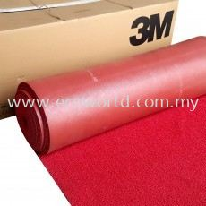3M 6050 Cushion Nomad Matting - Red