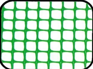 Green Nylon Netting ( 6mm x 6mm x 1 meter x 24 meter +- )