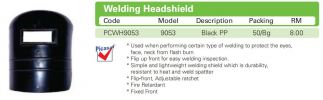 9053 Welding Headshield Face Shield Equipment HEAD PROTECTION