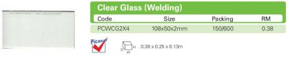 Clear Glass (Welding) Face Shield Equipment HEAD PROTECTION