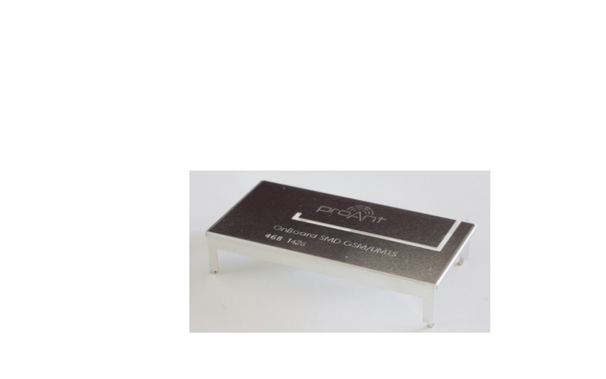 OnBoard™ SMD GSM/3G Antenna
