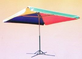 Square Umbrella ( 7 FT +- )