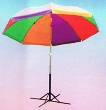 Round Umbrella ( 7 FT +- )