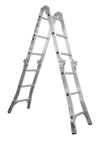 20 Step Multi Purpose Aluminium Ladder ( 20 FT )