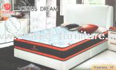 """Citrus Dream Thickness 10"""" Mattress Bedroom Set"""