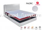 """Pacific Thickness 10"""" Mattress Bedroom Set"""
