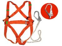 Full Body Safety Harness ( Big Hook )