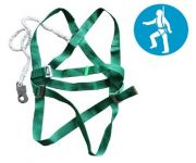 Full Body Safety Harness ( Small Hook )