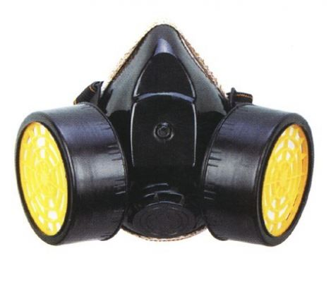 Double Chemical Respirator