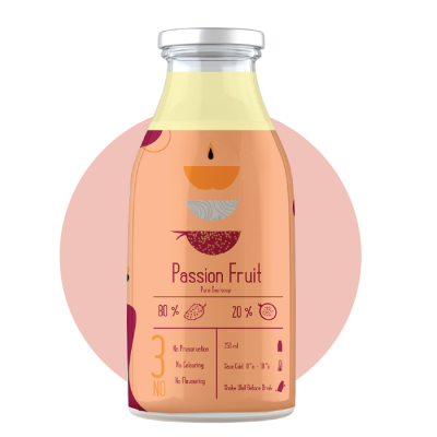 PASSION FRUIT 250 ML