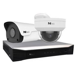 PACKAGE 1 �C 4CH �C 2MP IP Camera Package