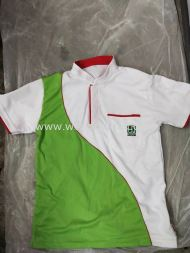 Customize Uniform Design with Embroidery
