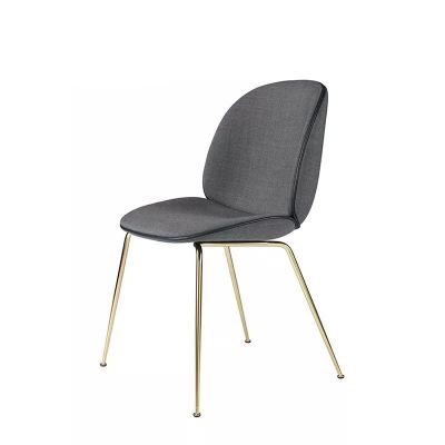 Shell - Dining Chair (Gold)