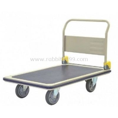 FOLDABLE HANDLE PLATFORM TROLLEY - MT-1043 , MT-1044