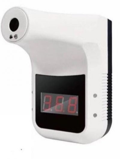 K3 PLUS Hand Free IR Thermometer Compete Set ( with battery and  tripod )