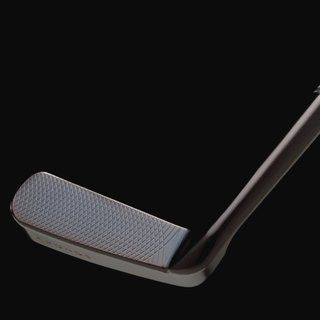 Kronos Refined D'arcy PVD Carbon Putter