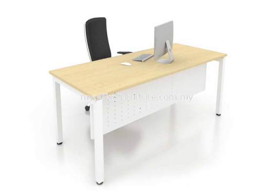RECTANGULAR TABLE C/W U LEG (RM 556.00/UNIT)