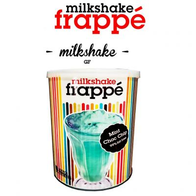 Fraus Mint Chocolate Chip Frappe & Milkshake Mix 700g (Imported from Australia)