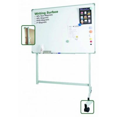Mobile Stand For Single Sided Whiteboard
