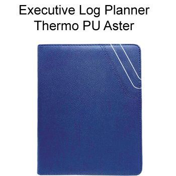 Executive Log Planner Thermo PU Aster