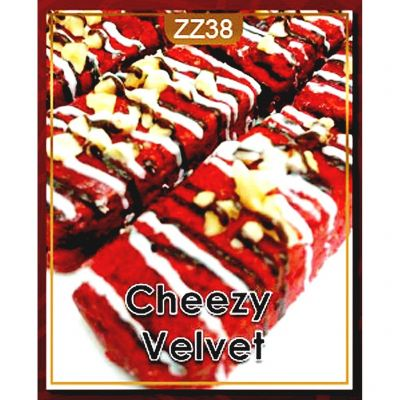Kuih Raya Ita Delight Cheezy Red Velvet Cookies