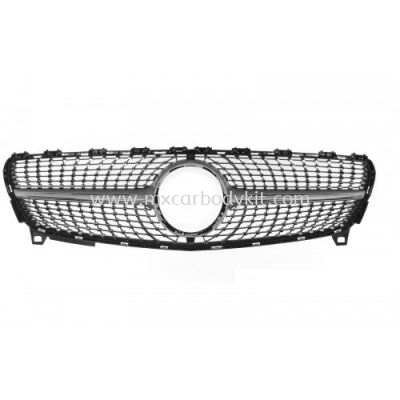 MERCEDES BENZ A CLASS W176 2016 DIAMOND LOOK SPORT GRILLE