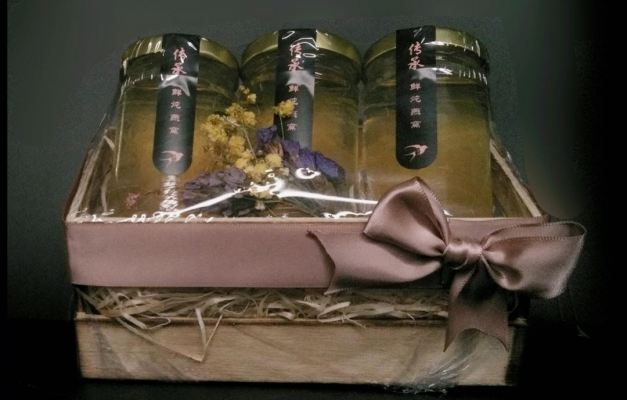 3 Bottles Fresh Cook Birdnest Gift Pack - RM118