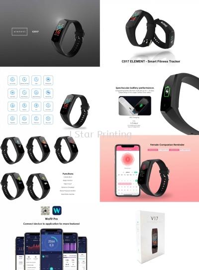 Smart Fitness Tracker C017