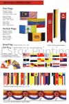 Malaysia Flags Malaysia Flags Premium Gift Products