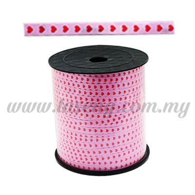 Curling Ribbon Love01 - Pink (RB5-01)