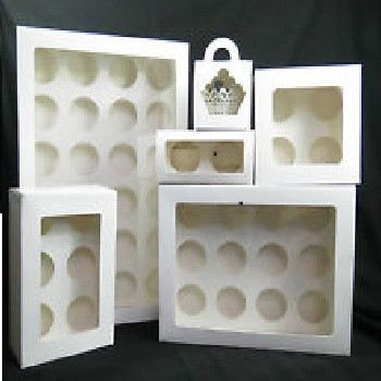 Cake Box (Flexible Hole Cup)