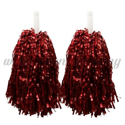 Cheer Pom 1 Pair *Red (PR-CP2-R)