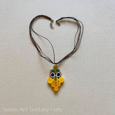 Necklace (owl)
