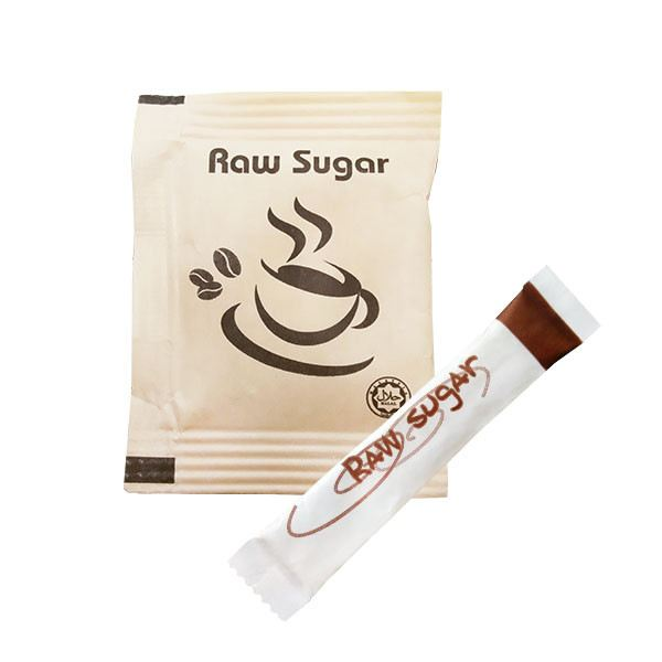 Raw Sugar (5gm) (Square & Tube)