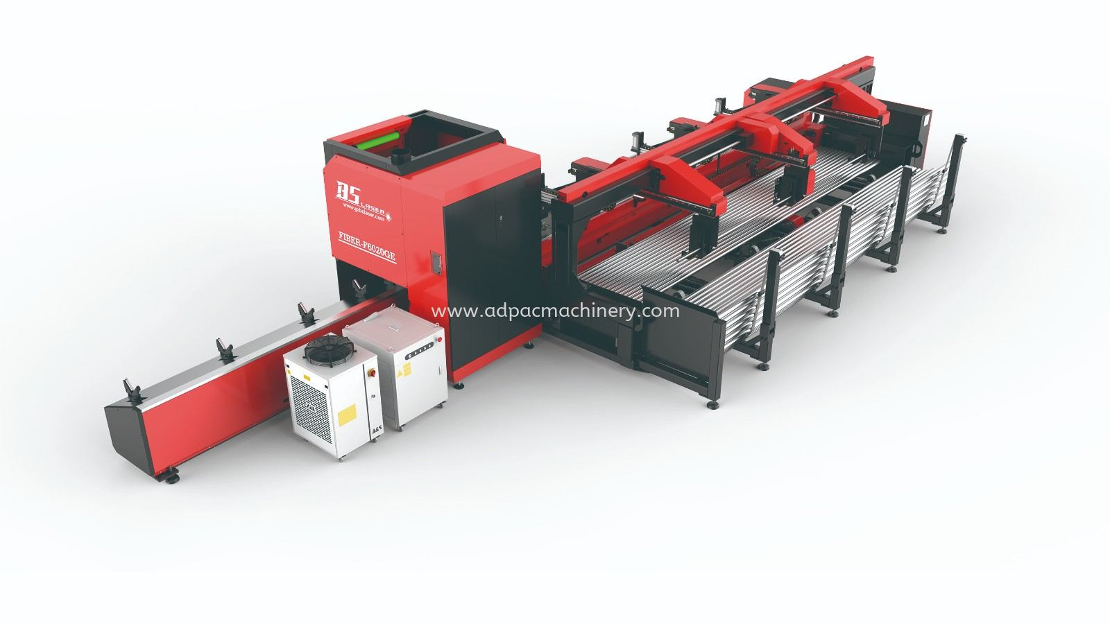 Automatic Laser Pipe/Tube Cutting Machine